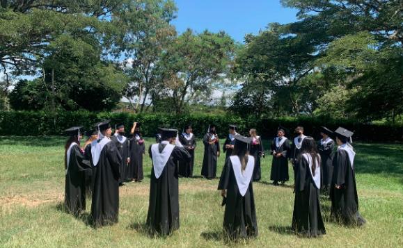 Ceremonia de grado del GNV 2019-2020