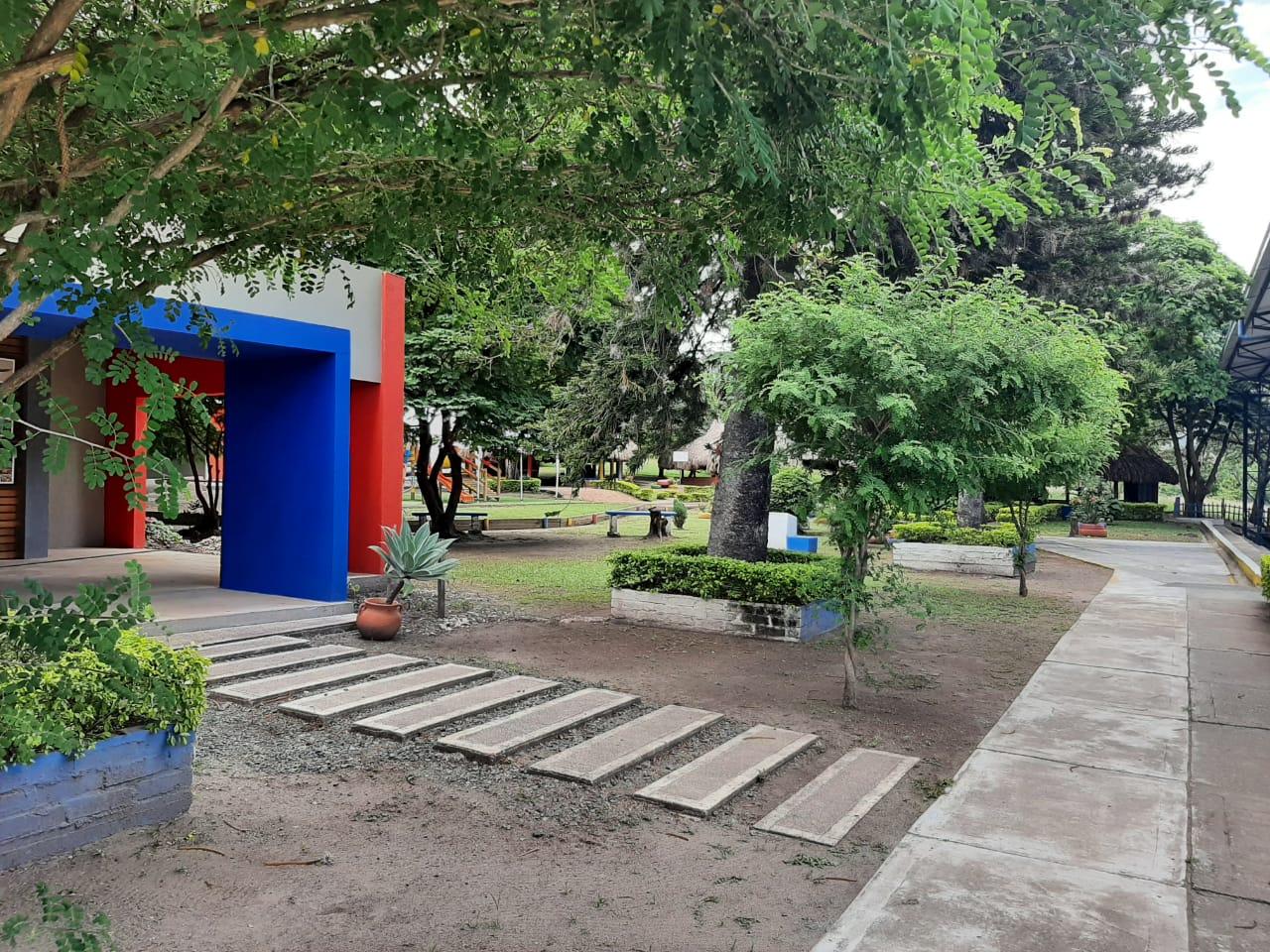 «Escuela para padres» durante el cuarto periodo.